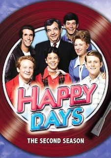 Happy Days   The Complete Second Season DVD, 2007, 4 Disc Set