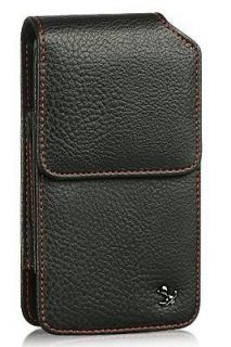 newly listed vertical leather pouch case samsung galaxy for s2