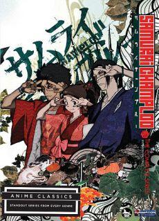 Samurai Champloo Complete Series DVD, 2011, 7 Disc Set