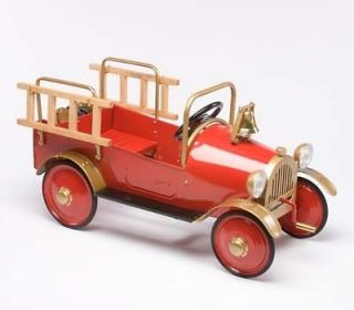 Antique Pedal Cars in Outdoor Toys & Structures