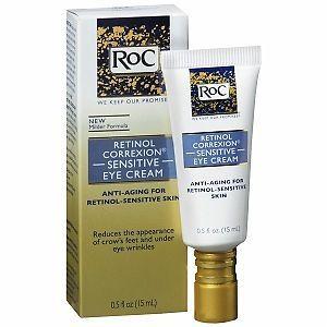 RoC Retinol Correxion Sensitive Night Cream, 1 Ounce