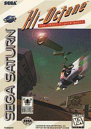 Hi Octane Sega Saturn, 1995