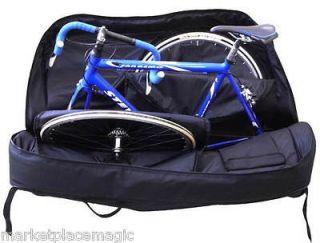 NEW MODEL BW ASF BAG BIKE BICYCLE CARRYING TRAVEL W/ WHEELS TEAR