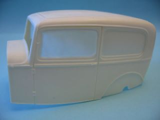 1932 1/25 Scale Ford Model Hot Rod Delivery Truck Resin Body and