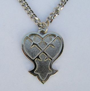 Newly listed Kingdom Hearts II Sora Necklace Anime Cosplay