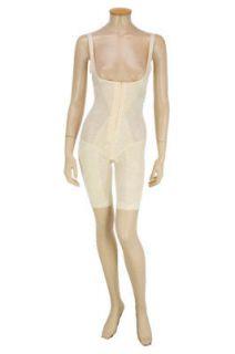 full body suit corset magic shaper all in one l beige