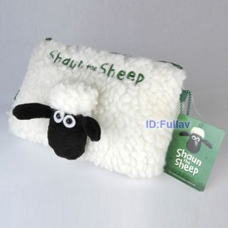 shaun the sheep 3d sheep head purse cosmetic bag time left $ 6 92 buy