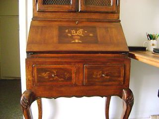 WELLESLEY GUILD SECRETARY DESK BOOKCASE Local pick up Hollywood Calif