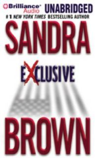 Exclusive by Sandra Brown 2010, Audio Recording able