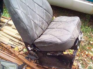 laredo air ride semi truck seat  79