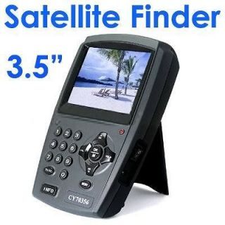 Lexium 5110Pro FastAlign Digital Satellite Signal Meter Finder Kit