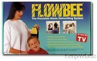 Flowbee Haircutting System and Flowbee 10piece Spacer Kit for Flowbee