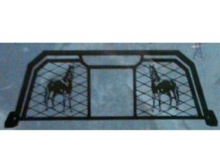 Spyder Industries Horse Logo Headache Rack Ford F150 F250 F350 1992