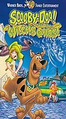 Scooby Doo and the Witchs Ghost VHS, 1999, Warner Brothers Family