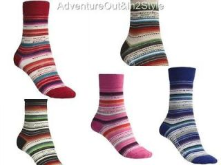 NEW Smartwool Margarita Womens   Merino Wool Socks (VARIETY of SIZES