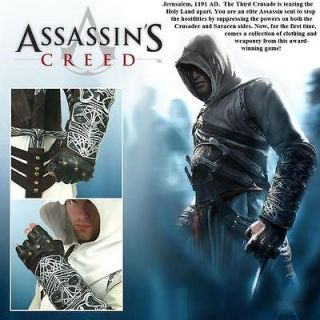 Assassins Creed Altair Single Glove Period Theatre Costumes