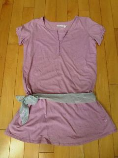 DREAM OUT LOUD BY SELENA GOMEZ HEATHER PINK TOP TUNIC SIZE M MINT