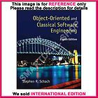 Object oriented and Classical Software Engineering 8th #International