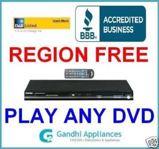 multi region dvd player in DVD & Blu ray Players