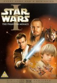 Star Wars   Episode 1   The Phantom Menace (DVD)   2 Disc Set
