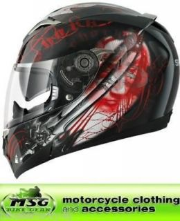 shark s900 antix motorcycle crash helmet xl krw sale from