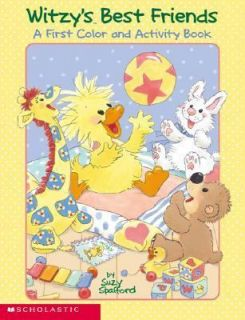 Witzys Best Friends by Suzy Spafford 2002, Paperback