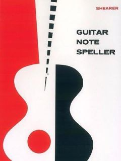 Note Speller by Arron Shearer and Aaron Shearer 1985, Paperback
