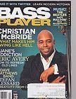 SEPT 2009 BASS PLAYER guitar music magazine CHRISTIAN MCBRIDE