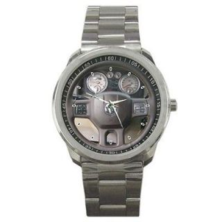 STEERING SPORT METAL WATCH 2012 DODGE RAM 2500 HD LARAMIE LONGHORN