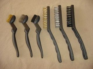 Piece Detail Brush Set   Hot Rod, Boat, RV, Harley (Fits More than