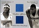 NBA Champion Jerseys James Marbury McGrady Anthony ONeal Hardaway Mens