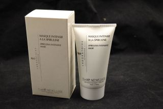 Institut Esthederm Paris, Spirulina Intensive Mask, skincare treatment