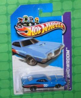 Hot Wheels Showroom #242   HW Performance  72 Ford Gran Torino Sport