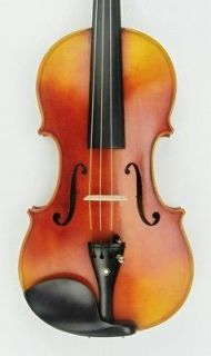 Fine 4/4 violin Labeled Antonio Stradivarius 1718 by Francesco Cervini