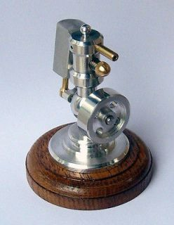 STEAM ENGINE MODEL Perky1V   Finished and assembled, Handmade