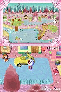 Hello Kitty Big City Dreams Nintendo DS, 2008