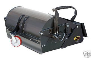 Newly listed Mini Skid Steer Street Sweeper fits Bobcat MT ASV Polaris