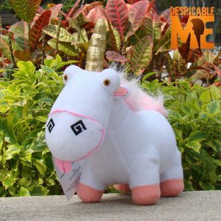 Me Plush Toy 8 Unicorn Collectible Movie Figure Stuffed Animal Doll