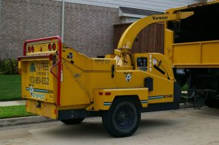 Heavy Equipment & Trailers  Wood Chippers & Stump Grinders