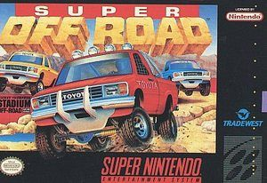 Super Off Road Super Nintendo, 1992