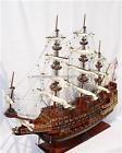 tall model ship antique model ship pond sail boat pricelessusa half