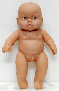 30cm lovely pure lifelike newborn baby boy doll from china