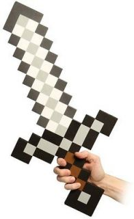 Minecraft Foam Sword mine craft Halloween costume accessory toy new