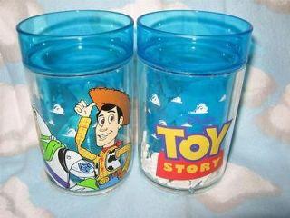 NEW  Pixar Toy Story Original Kids Cups Lot Of 2 WOODY
