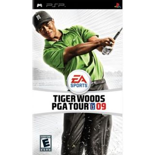 Tiger Woods PGA Tour 09 PlayStation Portable, 2008
