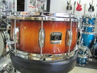 Newly listed Gretsch Renown Maple 6.5 x 14 Snare Drum Autumn Burst