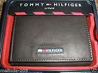 Tommy Hilfiger Mens Multi Card Passcase Wallet Black One Size