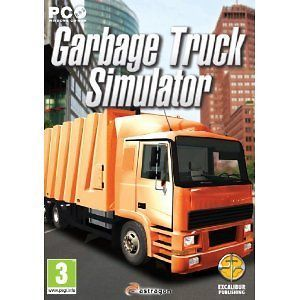 garbage truck simulator pc game new from united kingdom time