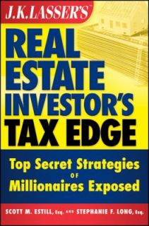 Real Estate Investors Tax Edge Top Secret Strategies of Millionaires