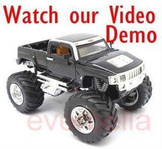 43 scale mini radio remote control rc pickup monster